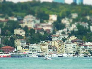 ボスポラス海峡の風景 FYI00177944