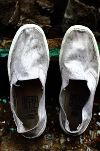 靴 雨ざらし 数か月 FYI00185529