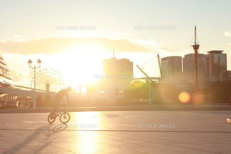 自転車乗り FYI00185702