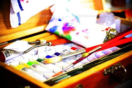 画家の道具箱 FYI00186861