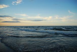 カリブ海の夕暮れ FYI00187805