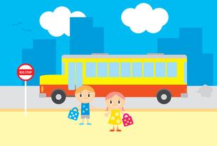 幼稚園 バス FYI00189868