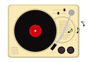 レコードプレイヤー FYI00189903