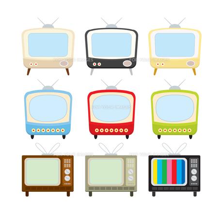 レトロなテレビ FYI00189966
