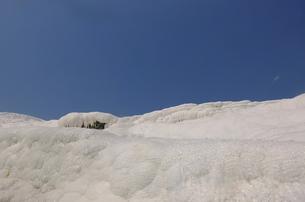 トルコ パムッカレ 石灰棚の水 FYI00192902