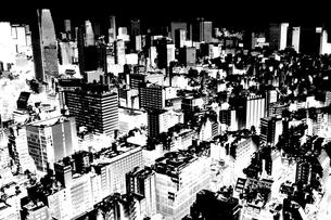 Black cityの素材 [FYI00194396]