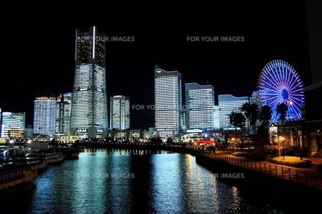 横浜の夜景 FYI00198712