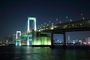 東京の夜景 FYI00198724