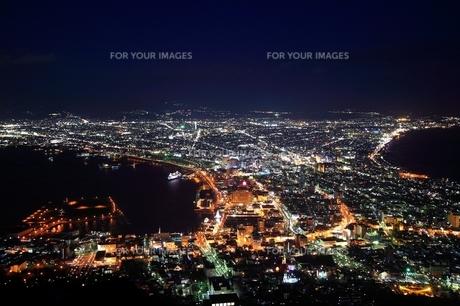 函館の夜景 FYI00198731
