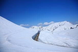 雪の大谷 FYI00198738