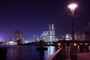 横浜の夜景 FYI00198739
