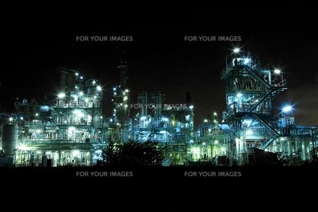 工場夜景 FYI00198755