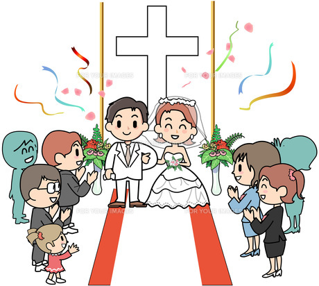 結婚式 教会 Fyi00205849 気軽に使える写真イラスト素材