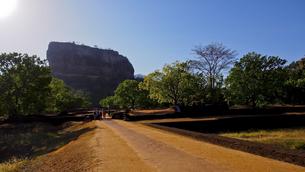 シーギリヤ・ロック Sigiriya Rock FYI00213118