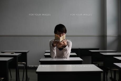 本を読む少女 FYI00216065