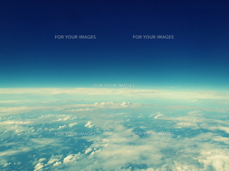 地球と宇宙の境界線 FYI00219464