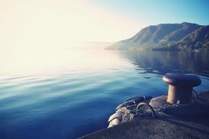 十和田湖の朝 FYI00226132