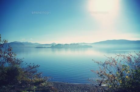 朝の十和田湖 FYI00226181
