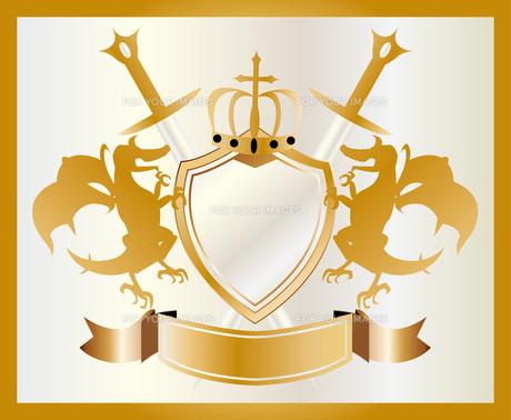 金の紋章 FYI00227165