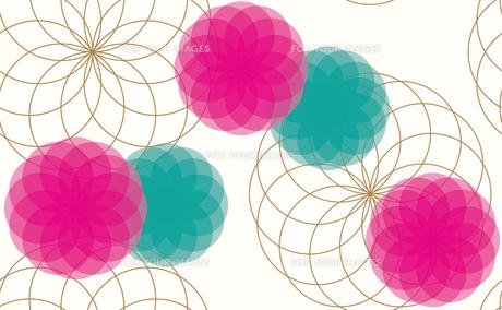 紫陽花のイラスト FYI00227175