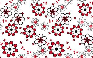 花のパターン FYI00227179