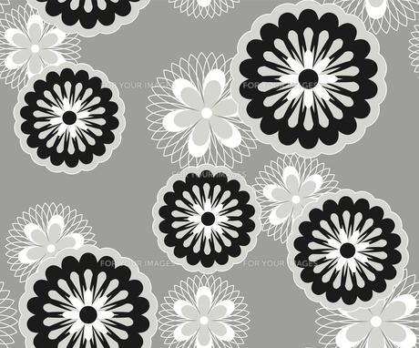 花のパターン FYI00227183