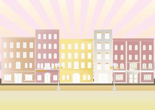 街のイラスト FYI00227187