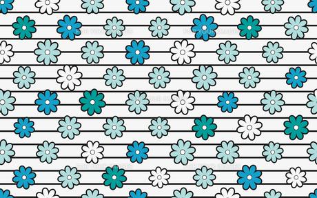 花のパターン FYI00227193