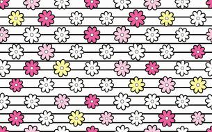 花のパターン FYI00227201