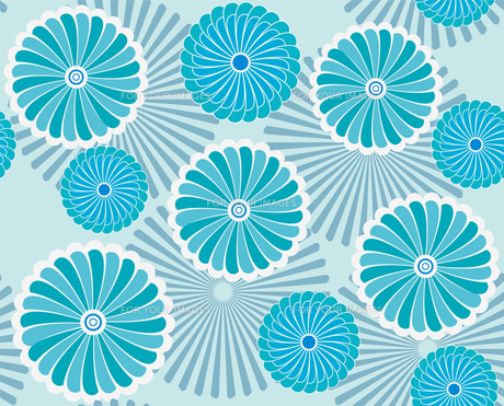 花柄のイラスト FYI00227212