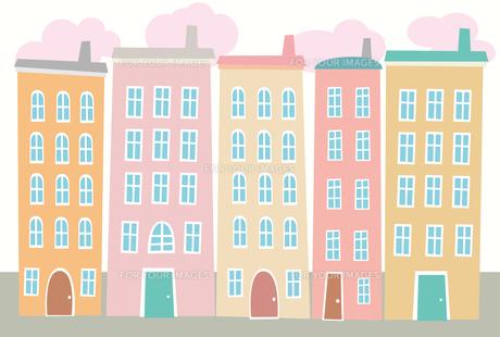 街並のイラスト FYI00227215