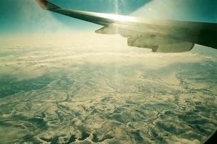 飛行機からの地球 FYI00231646