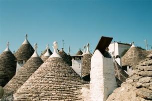 アルベロベッロの屋根の素材 [FYI00231651]
