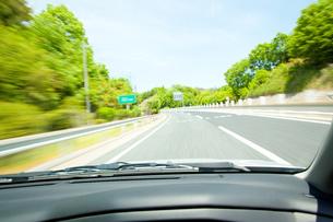 高速道路の車窓 FYI00232416