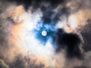 雲間から太陽 FYI00238962