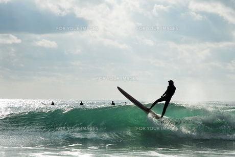 サーフィン FYI00239298