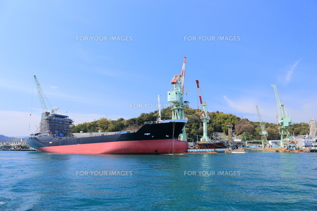今治の造船所 FYI00240956