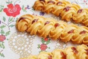 苺ジャムのクッキー FYI00242218