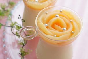 白桃のムース FYI00242256