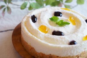 レアチーズケーキ FYI00242287