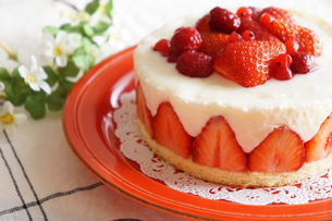 苺のケーキ FYI00242316