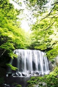 滝のある風景 FYI00244864