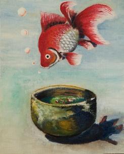 金魚と器 FYI00254528