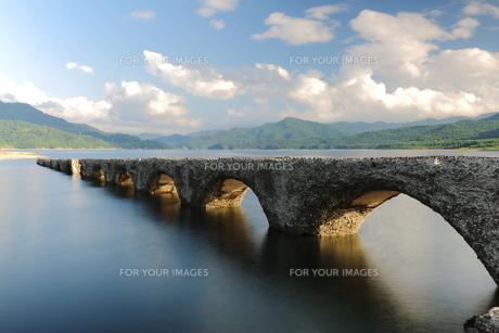 タウシュベツ橋梁 FYI00256212
