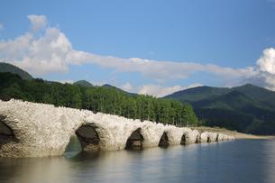 タウシュベツ橋梁 FYI00256218