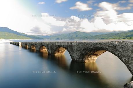 タウシュベツ橋梁 FYI00256228