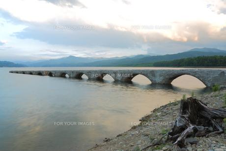 タウシュベツ橋梁 FYI00256231
