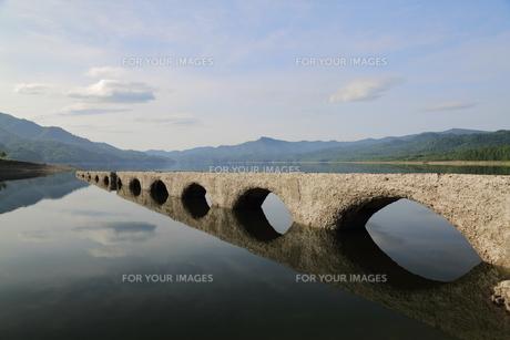 タウシュベツ橋梁 FYI00256232