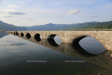 タウシュベツ橋梁 FYI00256247