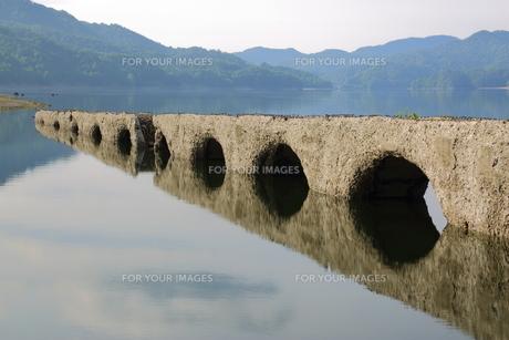 タウシュベツ橋梁 FYI00256249